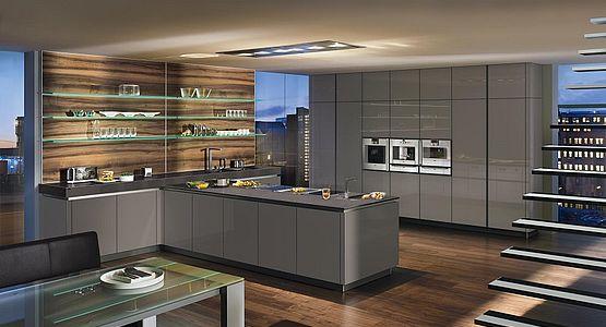 Küche Laufmeter ~  intuo küchenstudio wien